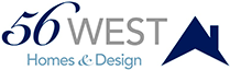 56 West Homes Logo