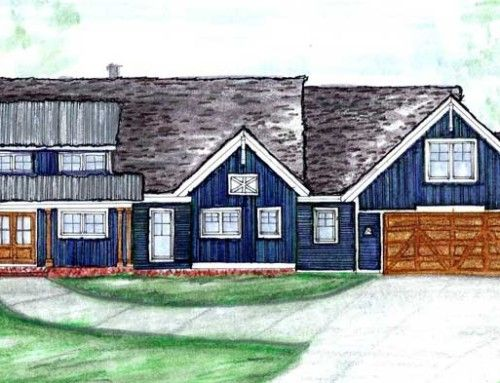 The Fresh Farmhouse (2017 Parade of Homes)